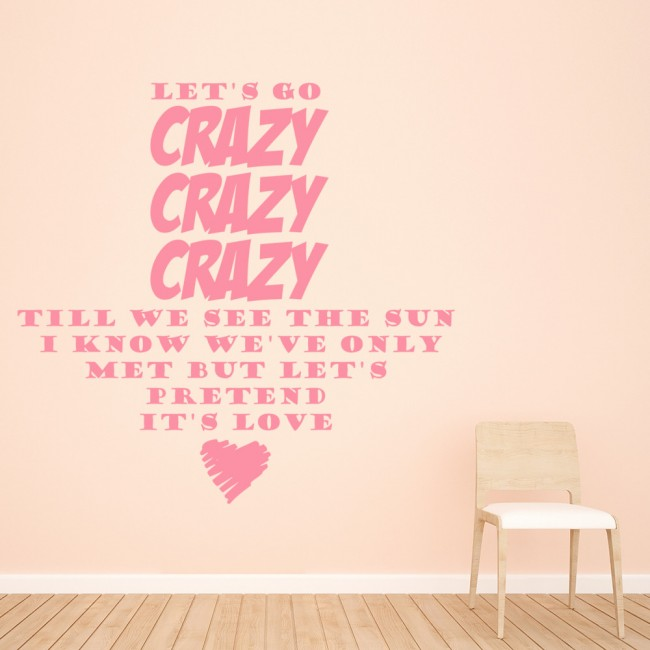 one direction wall sticker live while were young wall art one direction wallsticker allstickers dk