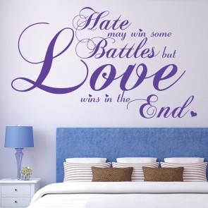 Justin Bieber All Around The World Song Lyrics Wall Stickers Music Art Decals