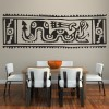 Dragon Dragon Tribal Animals Wall Stickers Wall Art Decals