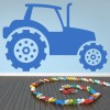 Farm Tractor Industrial Machines Wall Sticker Construction Decor Art Decals
