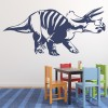 Einiosaurus Prehistoric Dinosaur Wall Stickers Kids Nursery Bedroom Art Decals