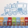 Train Cartoon Childrens Nursery & Baby Wall Stickers Home Decor Art Decals