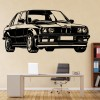 BMW Car Modern Fast Classic Car Wall Stickers Transport Decor Art Decals