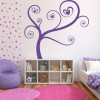 Love Heart Branches Decorative Love Hearts Wall Stickers Home Decor Art Decals