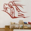 Sports Car Wall Sticker Car Wall Art