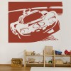 Racing Car Grand Prix F1 Car Wall Stickers Motor Sport Decor Art Decals