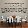 Search And You Shall Find Life And Inspirational Quote Wall Stickers Art Decals