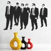Reservoir Dogs Film Characters TV & Movie Wall Stickers Home Decor Art Decals