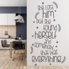 She Lost Him But She Found Herself Taylor Swift Wall Stickers Music Art Decals