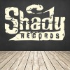 Shady Records Eminem Label Record Label Logo Wall Sticker Music Décor Art Decals