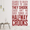 Mobb Deep Shook Ones Halfway Crooks Song Lyrics Wall Stickers Music Art Decals
