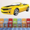 Chevrolet camaro Sports Car Colour Wall Sticker Transport Art Decals Decor