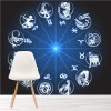 Zodiac Circle Decorative Horoscope Symbols Wall Mural Astrology Photo Wallpaper