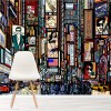 Times Square New York City America USA Wall Mural Modren Art Photo Wallpaper