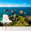 Nugget Point Coast New Zealand Landscape Wall Mural Ocean Photo Wallpaper