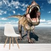 T-Rex, Tyrannosaurus Roar Prehistoric Dinosaur Wall Mural Kids Photo Wallpaper