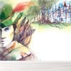 Robin Hood Illustration Fairytale Fantasy Wall Mural kids Photo Wallpaper