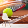 Tennis Racket & Ball Tennis Pitch Sports Wall Mural Games Photo Wallpaper