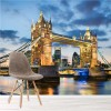 London Tower Bridge Landmark City Skyline Wall Mural Travel Photo Wallpaper