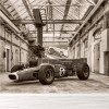 Classic Formula 1 Race Car Vintage Sports Wall Mural Transport Photo Wallpaper