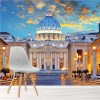 St Peter's Basilica Catholic Church Vatican Landmark Wall Mural Photo Wallpaper