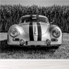Classic Race Car Vintage, Retro Transport Wall Mural Travel Photo Wallpaper