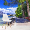 Beautiful Lake Garda Scenery Italy Water Wall Mural Landscape Photo Wallpaper