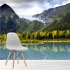 Anchorage State Park Alaska Nature Mountain Wall Mural Landscape Photo Wallpaper