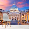 Vatican City, Rome Ancient Architecture Wall Mural Religious Photo Wallpaper