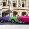 Cuba Buildings & Architecture Vintage Cars Wall Mural Travel Photo Wallpaper