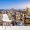 Manhattan Skyscrapers New York City Skyline Wall Mural Landscape Photo Wallpaper