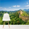 The Great Wall Of China Blue Sky Landmarks Wall Mural Travel Photo Wallpaper