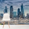 Financial District London UK Cityscape Wall Mural Travel Photo Wallpaper