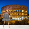 Colosseum Rome, Italy Landmark Wall Mural Architecture Photo Wallpaper
