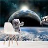 Astronauts NASA Space Station & Earth Science Wall Mural Photo Wallpaper