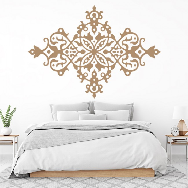 symmetrical floral wall sticker decorative wall art lovely kitchen wall stickers my kitchen interior