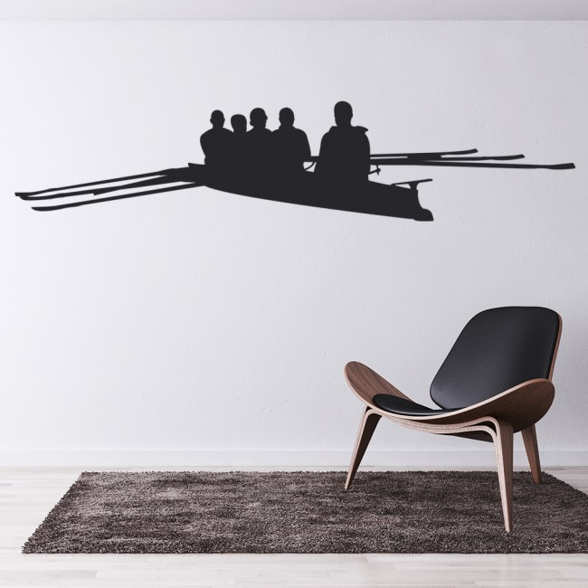 racing boat silhouette boats wall stickers bathroom home luxury yacht wall sticker boat wall art