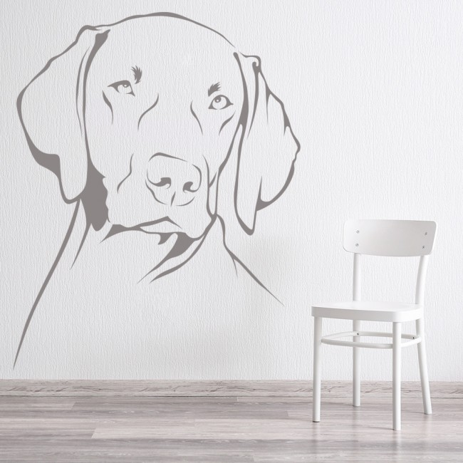 stampylongnose face wall decal available in a variety of sizes