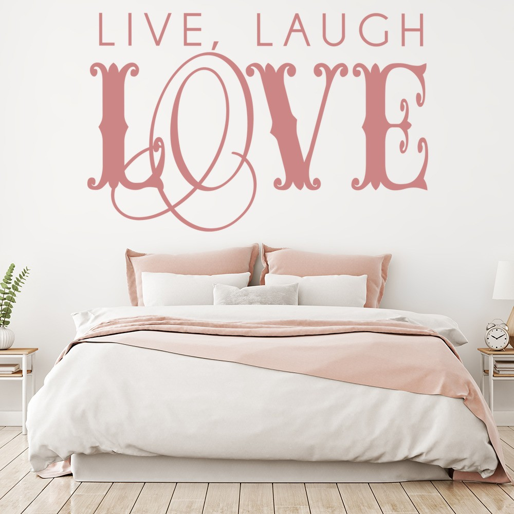 Live Laugh Love Wall Decor Wall Hanging wood by ...  Live Laugh Love Wall Decor