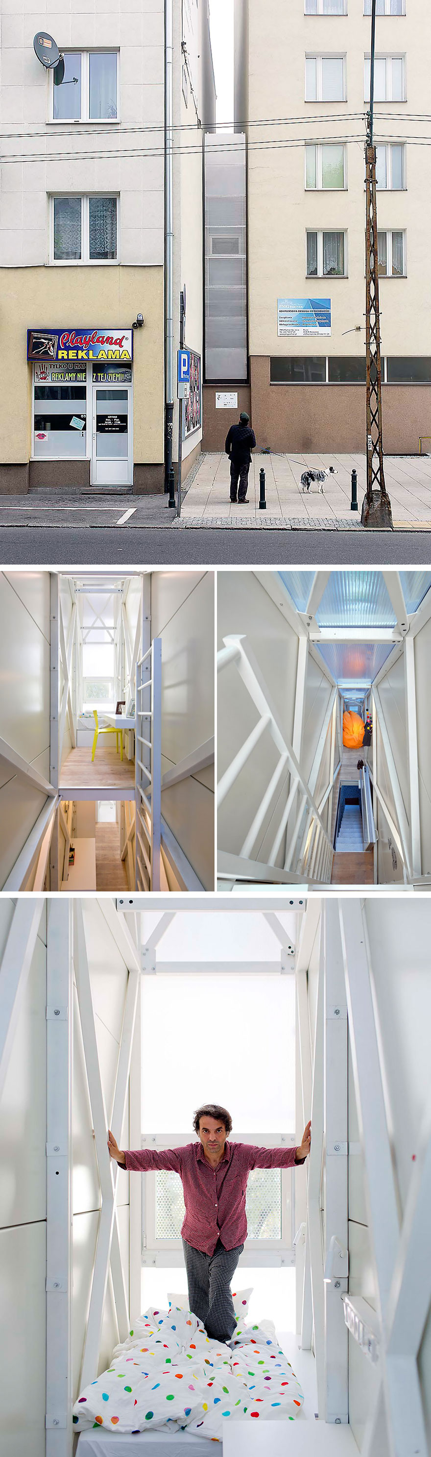 Keret House Small Home