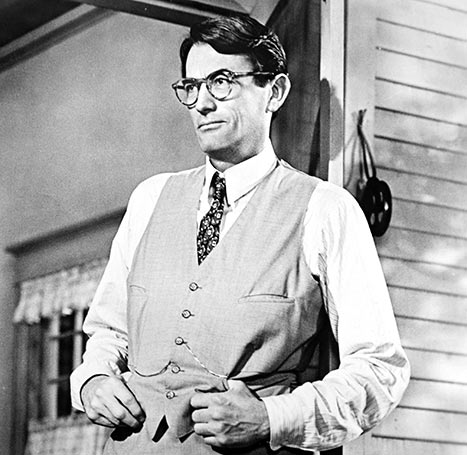 Gregory Peck Atticus Finch Image