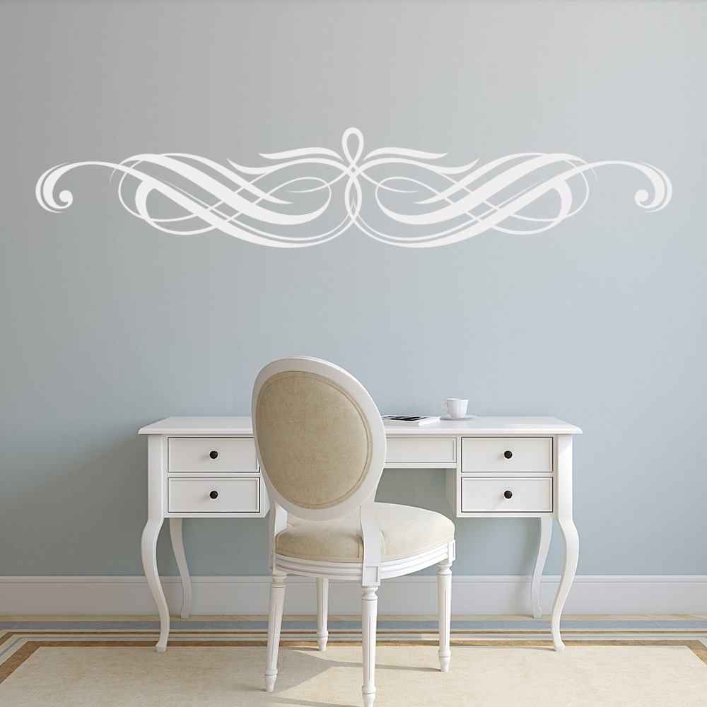 Bow Effect Embellishment Decorative Patterns Wall Stickers Home Decor Art Decals