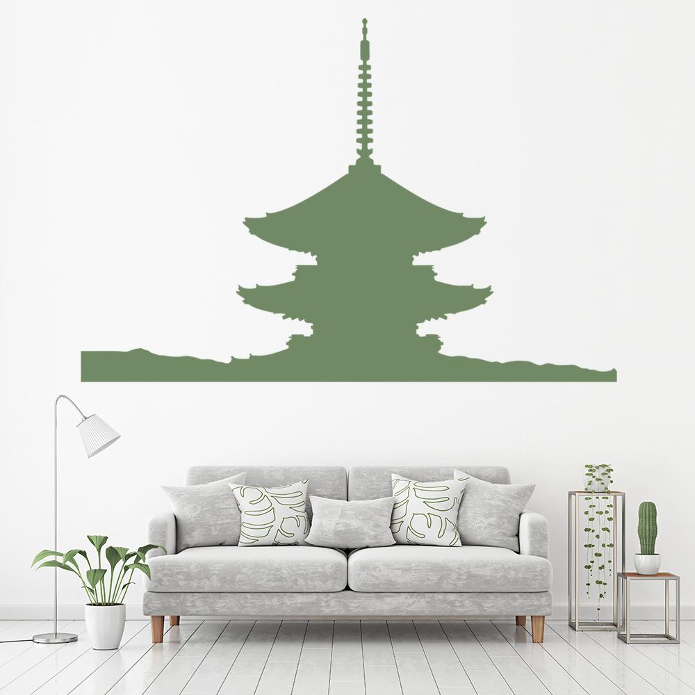 japan wall sticker maps wall art. Black Bedroom Furniture Sets. Home Design Ideas