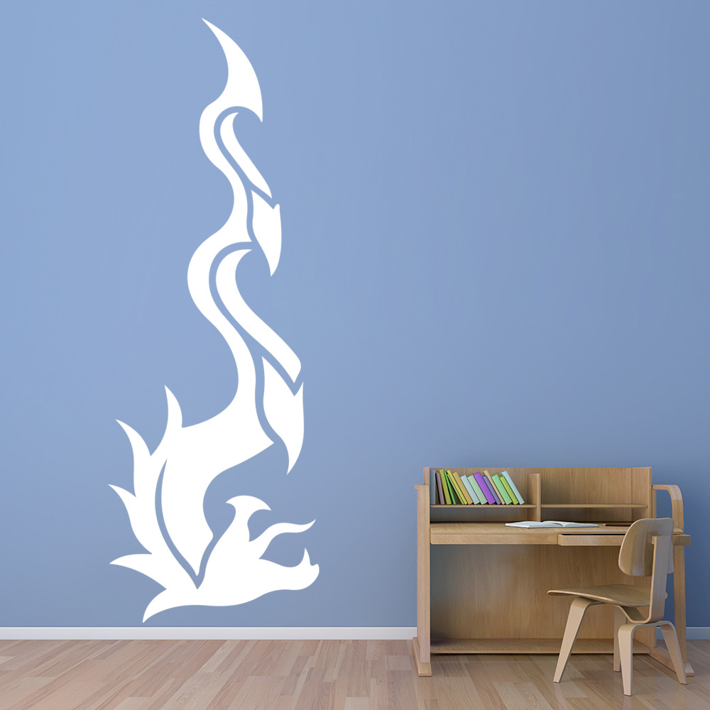 Serpent Dragon Tribal Fantasy Dragons Wall Stickers Home Decor Art Decals