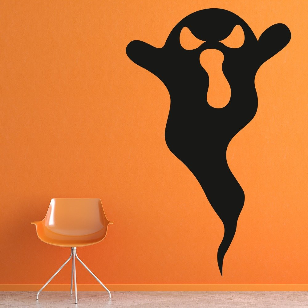 Evil Ghoul Wall Sticker Halloween Wall Art