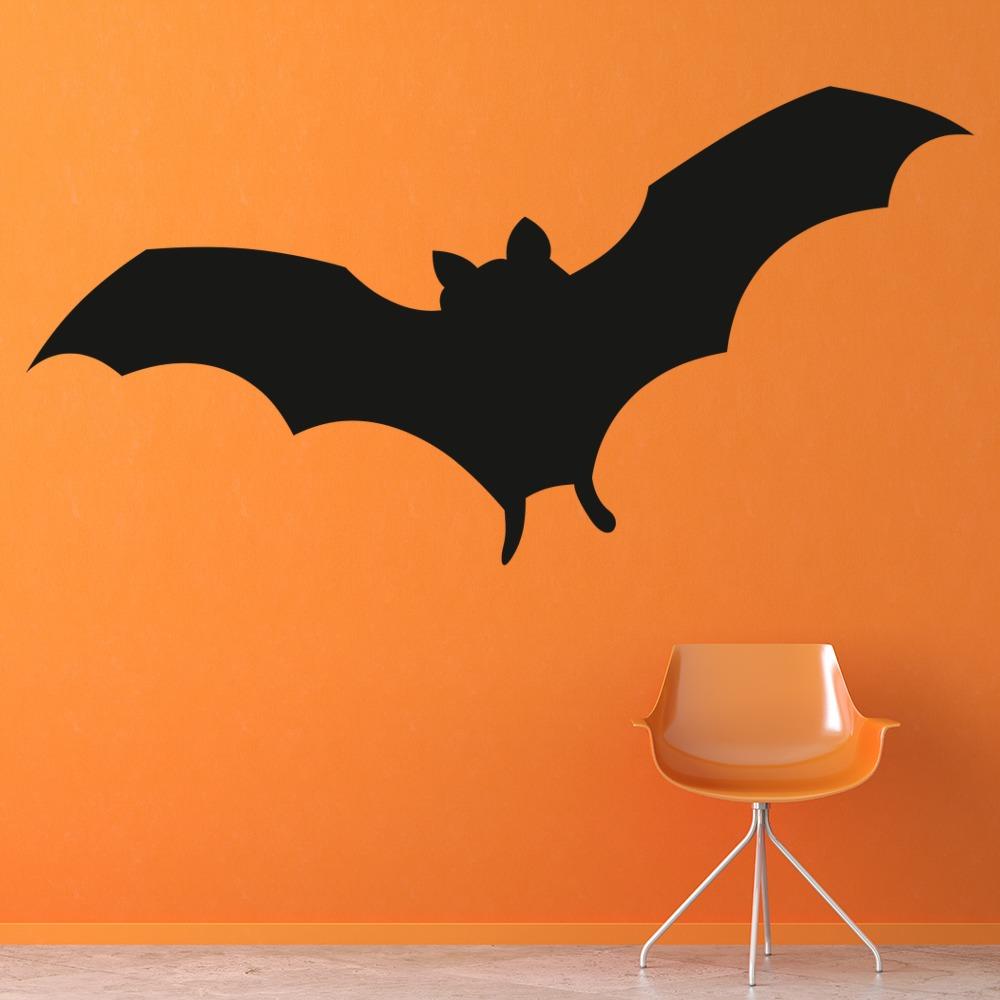 Vampire Bat Wall Sticker Halloween Wall Art