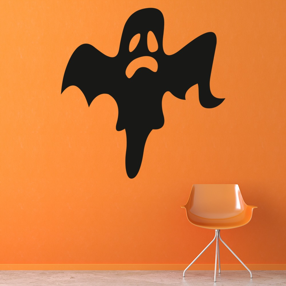 Ghoul Wall Sticker Halloween Wall Art