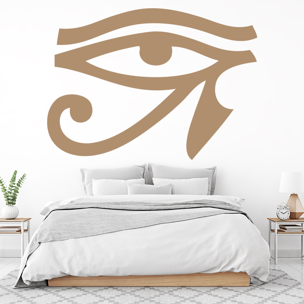 Horus Eye Egyptian Print Rest of the World Wall Stickers Home Decor Art Decals