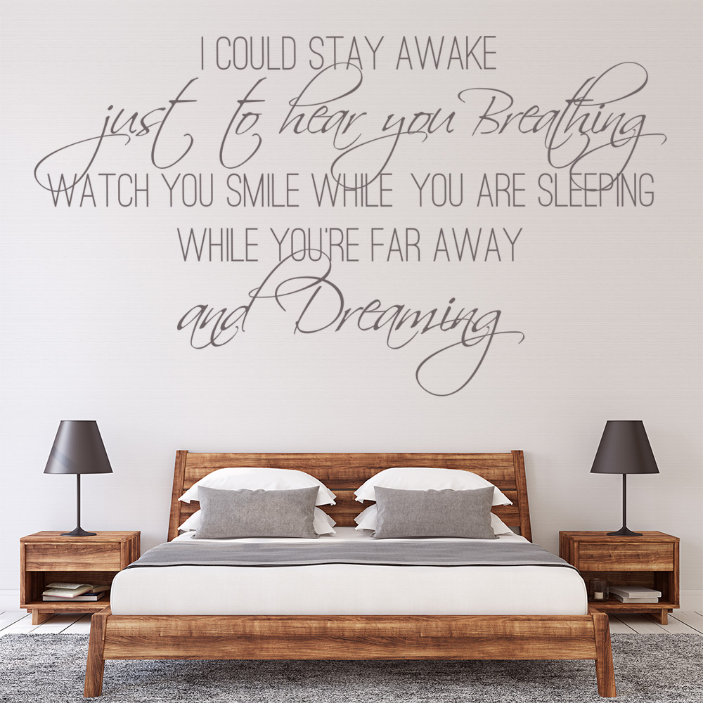 aerosmith wall stickers lyrics wall art sophie jenner wall stickers 1d one direction lyrics