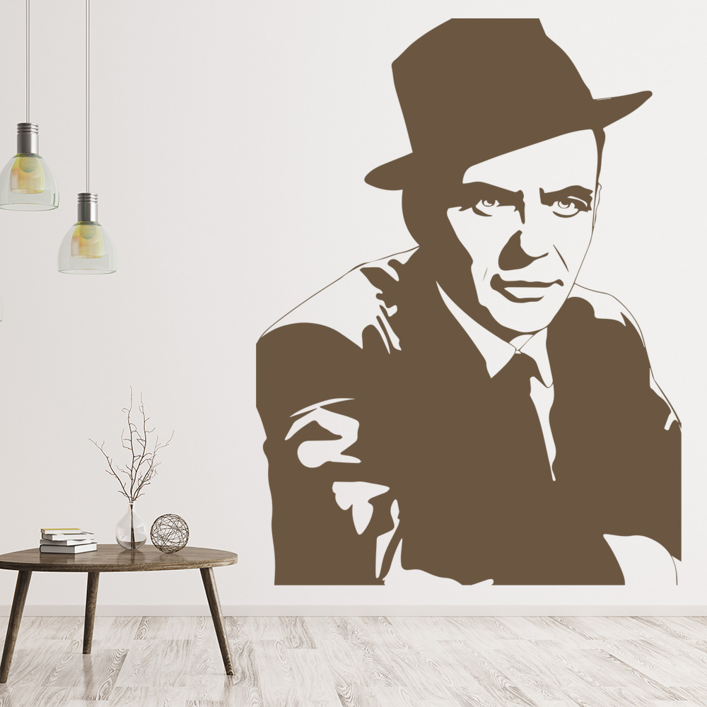 Frank Sinatra Wall Art Iconic Wall Stickers